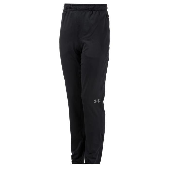 02378af57862 Pantalon de survêtement Under Armour UA Challenger II pour garçon en noir