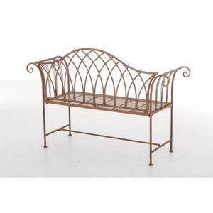 banc de jardin fer forg achat vente pas cher french days d s le 27 avril cdiscount. Black Bedroom Furniture Sets. Home Design Ideas