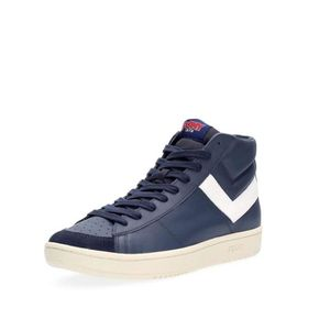 PONY SNEAKERS Homme BLUE WHITE, 42