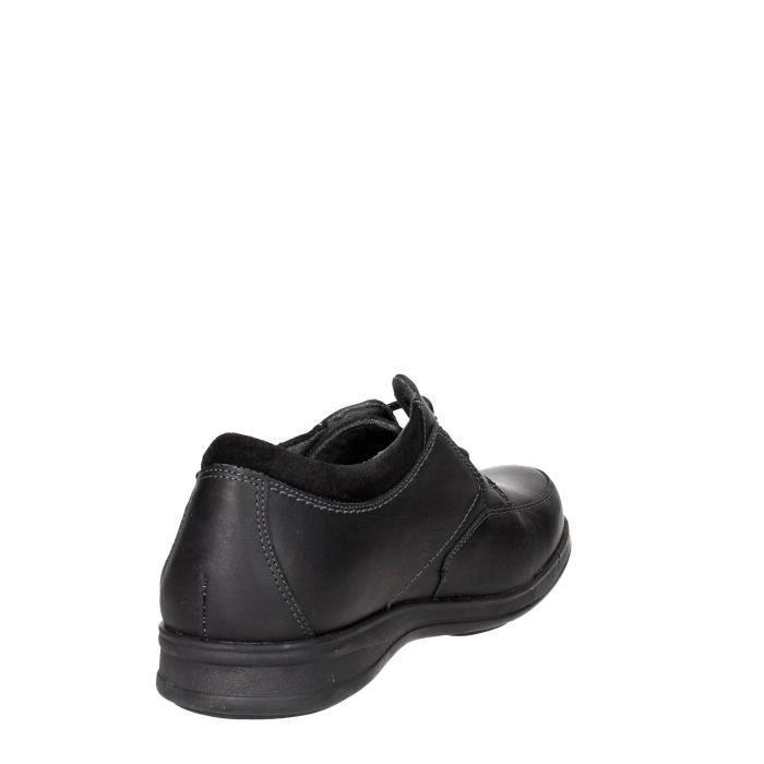Baerchi Chaussures 44 Baerchi Chaussures Noir Comfortables Homme 5E7wxqn