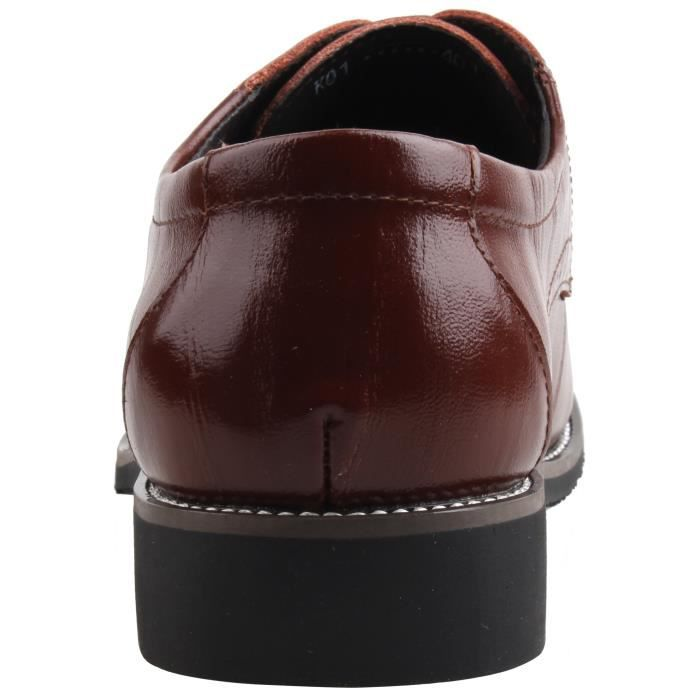 Cuir dentelle Dress Up moderne Oxford Chaussures VO94P Taille-40 1-2 B35JX