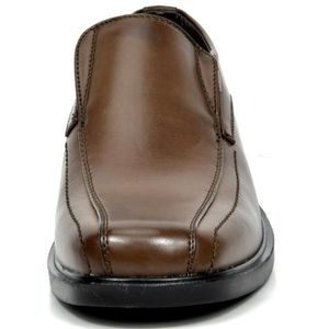 Bruno Marc cuir formel Chaussures Robe Mocassins doublé LZFU1 Taille-46 ioDL46vhE4