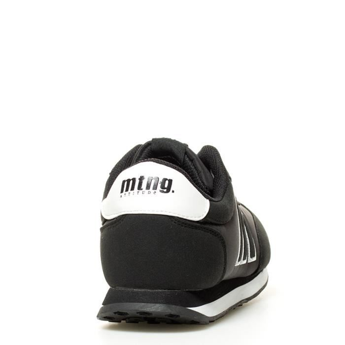 Mustang blanc Mustang Chaussures Funner noires Chaussures rXYqrUP