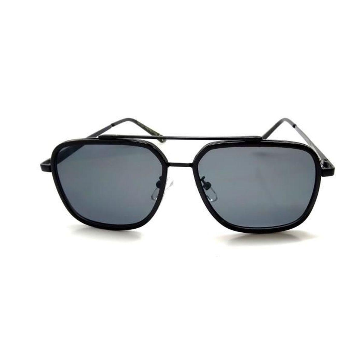 lunettes soleil homme femme rectangle swag kazal uv. Black Bedroom Furniture Sets. Home Design Ideas