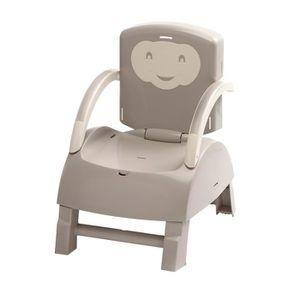 Chaise enfant avec accoudoir achat vente pas cher - Rehausseur chaise enfant ...
