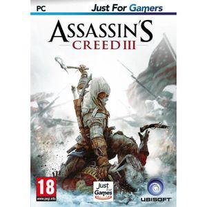 JEU PC Assassin's Creed 3 Jeu PC