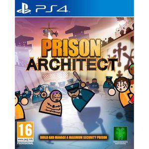 JEU PS4 Prison Architect Jeu PS4