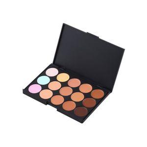 PALETTE DE MAQUILLAGE  Palette Maquillage 15 couleurs Professionnels mari