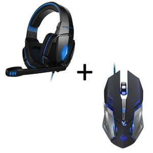 PACK CLAVIER - SOURIS PACK ACCESSOIRES : Pack Gaming pour PC PACKARD BEL