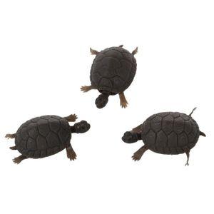 AQUARIUM Ornement decoratif pour aquarium tortue charmante