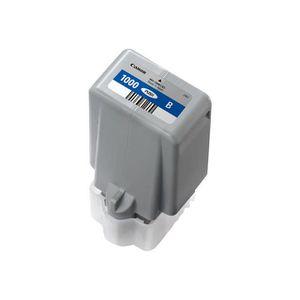 TONER CANON Réservoir d'encre PFI-1000 - Bleu