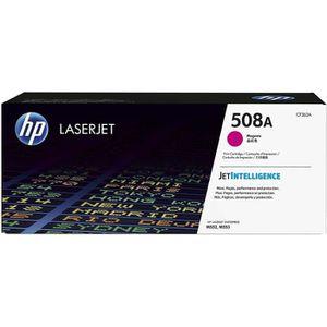 TONER HP Cartouche de toner 508A - 5000 pages - Magenta