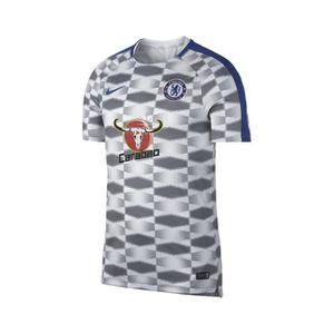 MAILLOT DE FOOTBALL Maillot Pré-Match Chelsea Squad Gris
