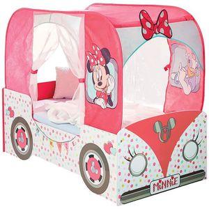 STRUCTURE DE LIT Lit enfant camping-car de Minnie Mouse Disney - Di