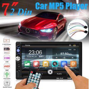 AUTORADIO TEMPSA 2 DIN 7'' HD MP5 Autoradio Tactile USB + AU