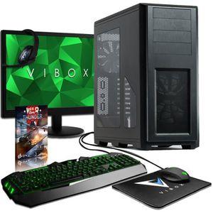 UNITÉ CENTRALE  VIBOX Submission Pack 29.194 PC Gamer - AMD 8-Core