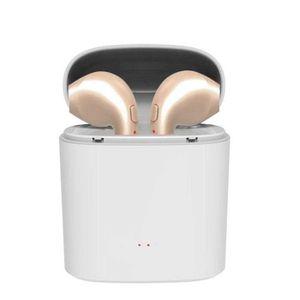 OREILLETTE BLUETOOTH VSHOP® Écouteurs Bluetooth Écouteurs sans fil    p