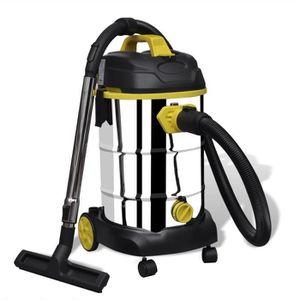 ASPIRATEUR INDUSTRIEL Aspirateur eau et poussière 1 800 W