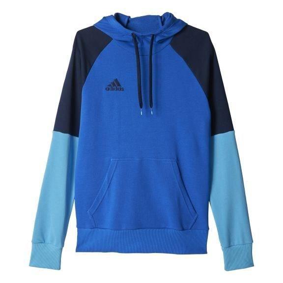 ADIDAS CONDIVO 16 Sweat à capuche - Bleu