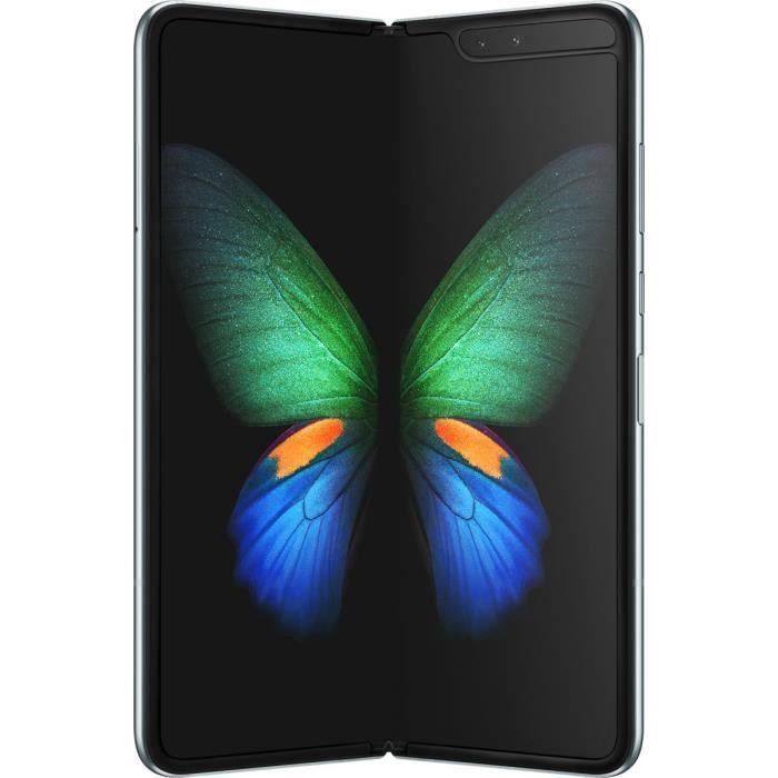 Samsung Galaxy Fold 512 Go Space Silver