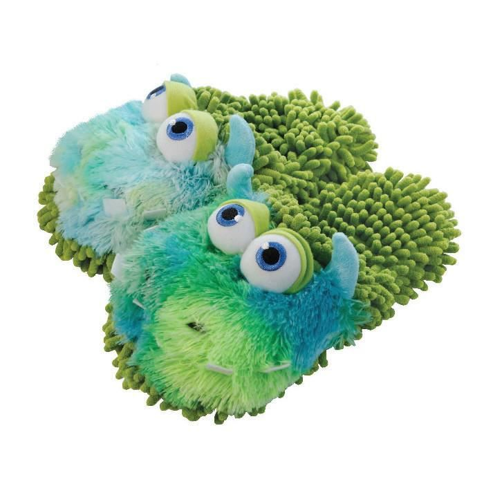 Monstre Chaussons Fuzzy Friends - Aroma Home fDFRaX