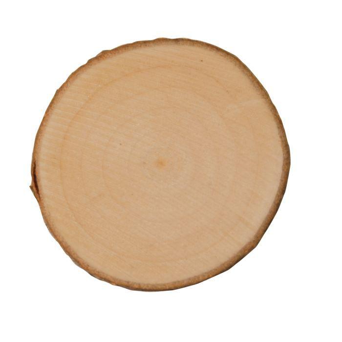 rondelle de bois