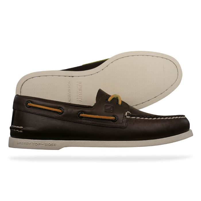 Sperry A-O Top Sider 2 Eye homme… 4MbEZ