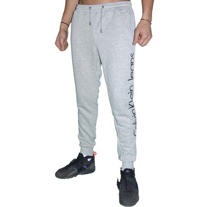 Calvin Klein - Bas De Jogging - Slim Fit - Homme - Pants 2 ... 22a4c1e51f3