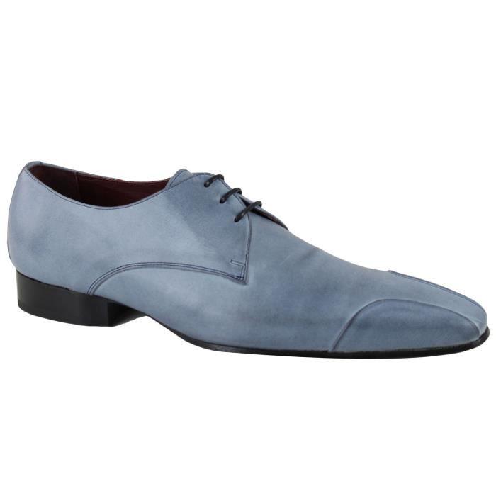 Chaussure Pierre Cardin en cuir Nedia (41)