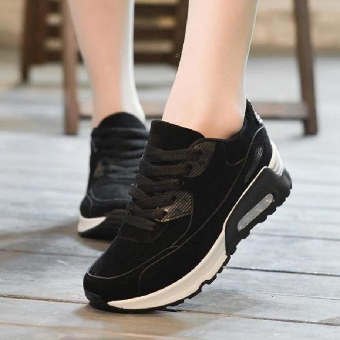 SHELOVEIT® Femme Air Mesh respirant chaussures amateurs de...