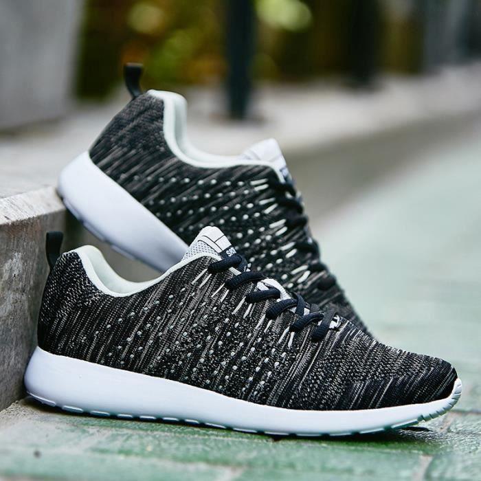 été des sport Chaussures nouveaux chaussures de volent chaussures respirant hommes hommes de casual armure BASKET course xqX46t16