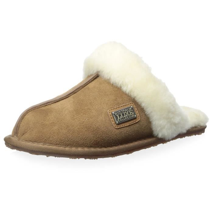 Australia Luxe Collective Closed Mule P507Z Taille-XL