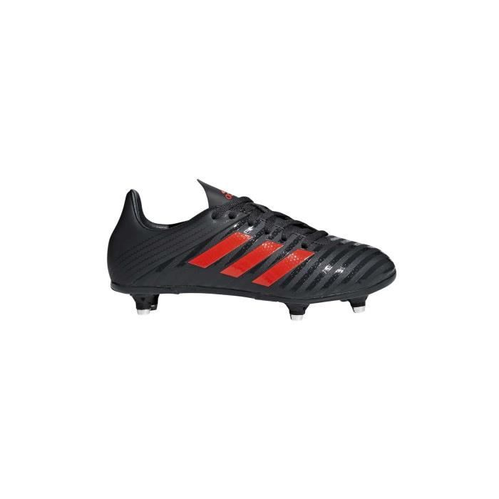 competitive price d96d6 8d86e CHAUSSURES DE RUGBY Crampons rugby vissés enfant - Malice SG J - Adida