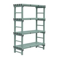 ACCESSOIRE RAYONNAGE Rayonnage Euro Jackstack by Rea 1200mm x 500mm