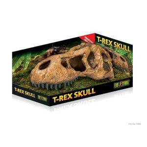 DÉCO ARTIFICIELLE EXO-TERRA Décor crane T-rex skull - Pour reptile o