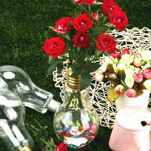 VASE - SOLIFLORE iportan® Effacer Ampoule Forme Pied Plante Vase de
