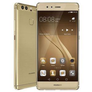 SMARTPHONE D'or-Pour Huawei P9 32GB RAM 3G Débloqué Occasion