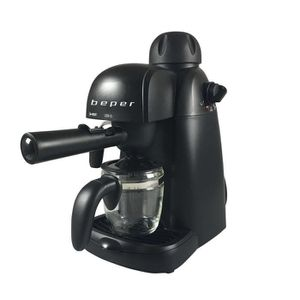 MACHINE À CAFÉ BEPER BC.002 Machine à café classique - Noir