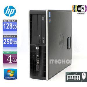 UNITÉ CENTRALE  HP 6200 PRO Intel Core i3 2100 @ 3.1 GHz Ram 4 Go