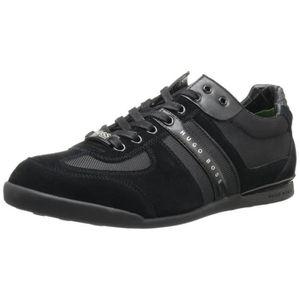 BASKET Hugo Boss BOSS Green Par Akeen Suede Sneaker E2SNH 78b35706240d