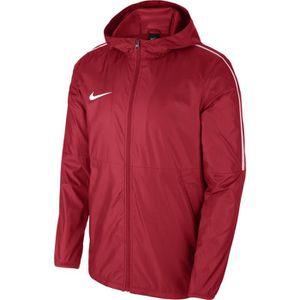 7ab029c246661 VESTE DE QUART - DE PONT Nike Coupe-vent Park 18 rouge Enfant