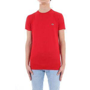 74d017ce02 T-shirt Lacoste homme - Achat / Vente T-shirt Lacoste Homme pas cher ...