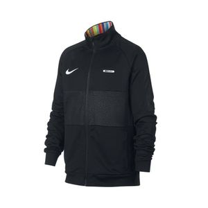 TENUE DE FOOTBALL Veste Nike Mercurial Dry I96 Noir Junior