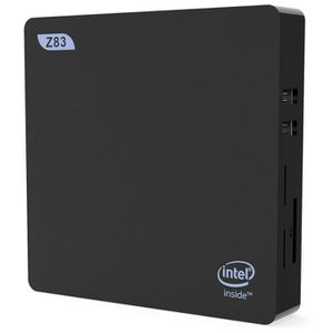 UNITÉ CENTRALE  Mini PC Ordinateur Windows 10-Z83 - V UnitÉ Centra
