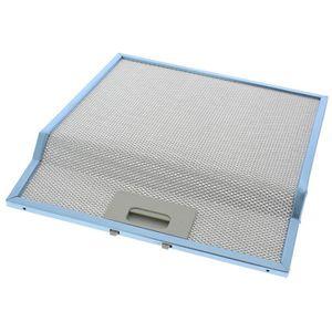 HOTTE Filtre graisse metal 283x315 pour Hotte Rosieres,