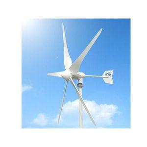EOLIENNE Jeux de cinq pâles pour éolienne