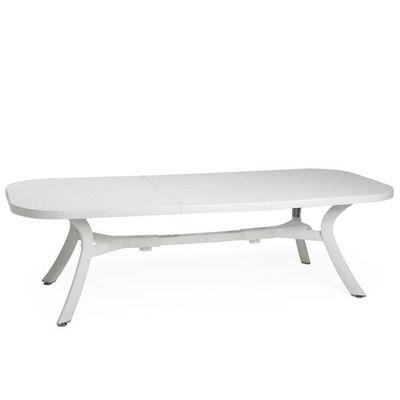 Table à rallonge démontable NARDI Toscana 250 - Blanc