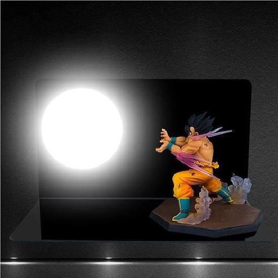 Imosoiko Lampe Dragon Ball Z Sangoku Kamehameha Achat Vente