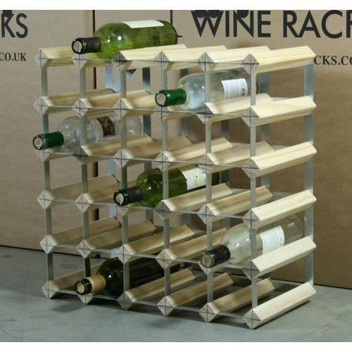 range bouteille en bois achat vente pas cher. Black Bedroom Furniture Sets. Home Design Ideas