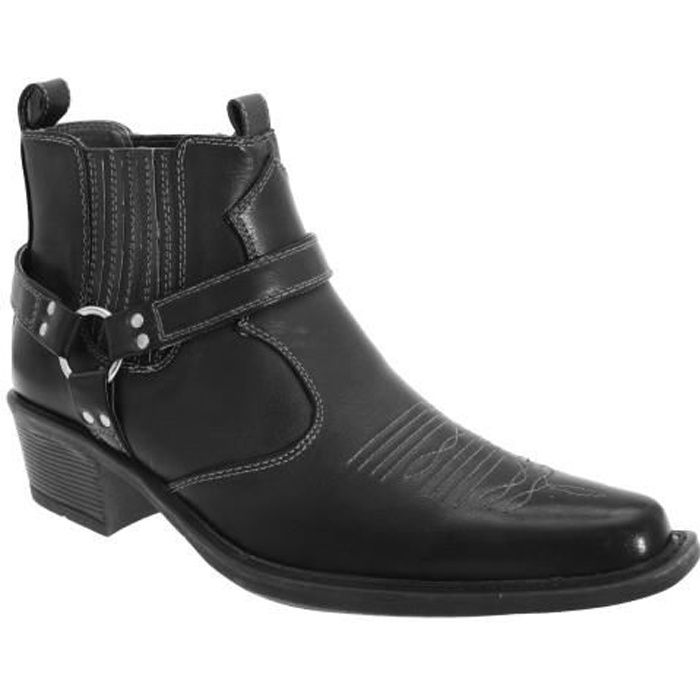 Eastwood US cowboy style Bottines Hom Brass wCzqP